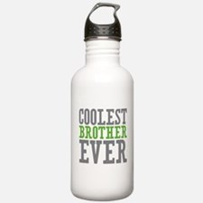 Coolest Brother Water Bottle