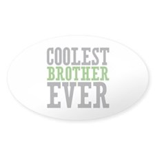 Coolest Brother Decal