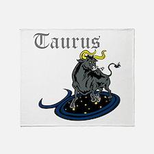 Taurus Throw Blanket