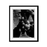 Before the Harvest - Framed Panel Print