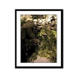 Muted Reflections - Framed Print