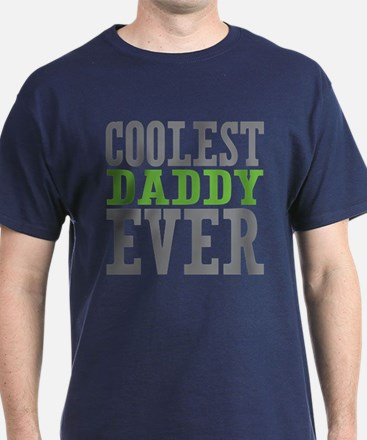 Coolest Daddy T-Shirt