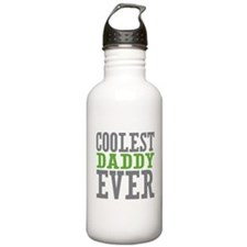 Coolest Daddy Water Bottle