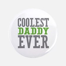"Coolest Daddy 3.5"" Button (100 pack)"