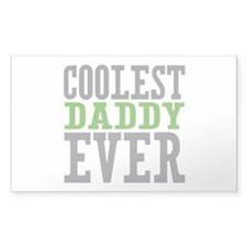 Coolest Daddy Decal