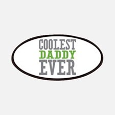 Coolest Daddy Patches