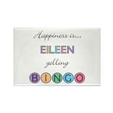 Eileen BINGO Rectangle Magnet