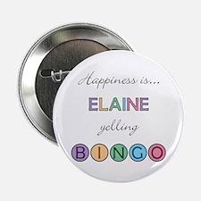 Elaine BINGO Button