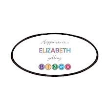 Elizabeth BINGO Patch
