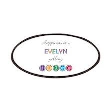 Evelyn BINGO Patch