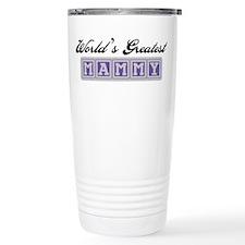 World's Greatest Mammy Travel Mug