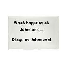 Big Johnson's Rectangle Magnet