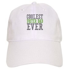 Coolest Foster Dad Baseball Cap
