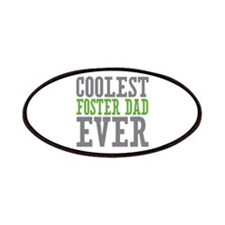 Coolest Foster Dad Patches