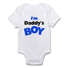 I'm Daddy's Boy Infant Creeper