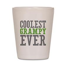 Coolest Grampy Shot Glass