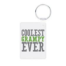 Coolest Grampy Keychains