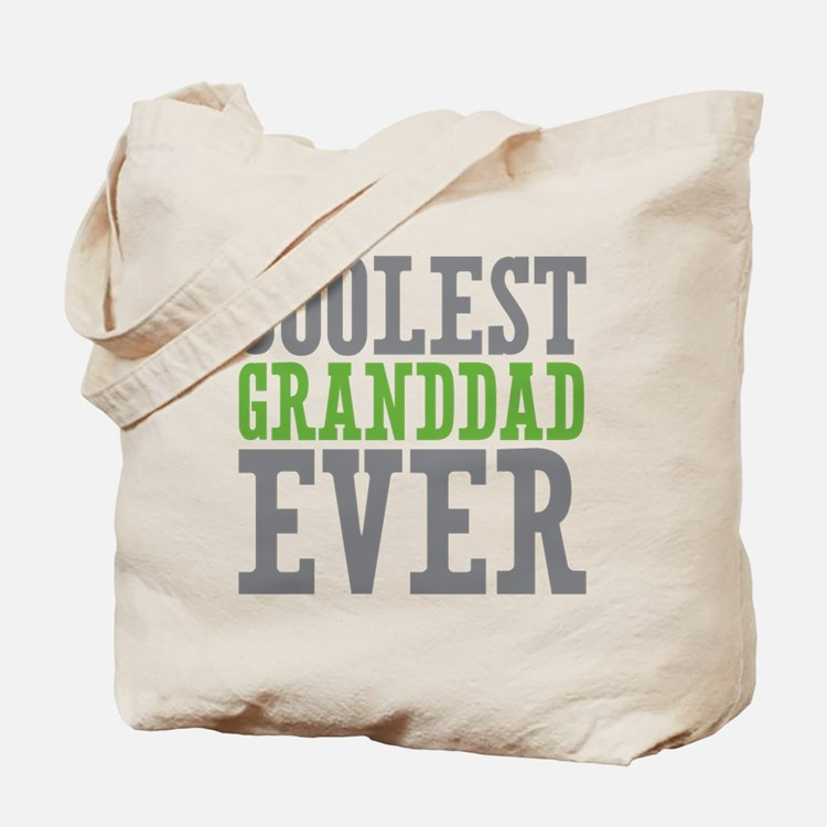 Coolest Granddad Tote Bag