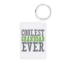 Coolest Granddad Keychains