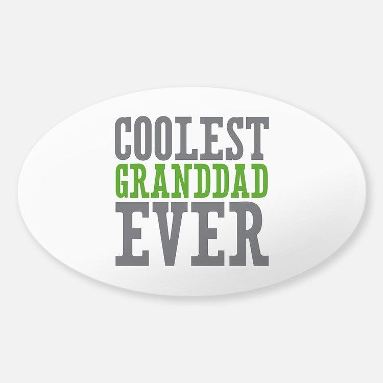Coolest Granddad Decal