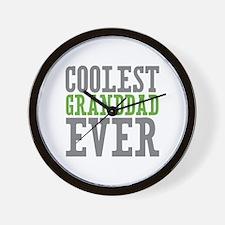 Coolest Granddad Wall Clock