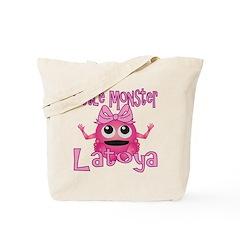 Little Monster Latoya Tote Bag