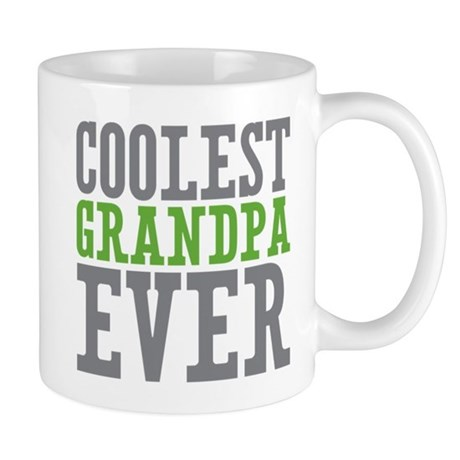 Coolest Granpda Mug