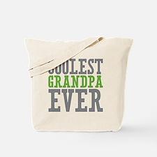 Coolest Granpda Tote Bag
