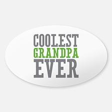 Coolest Granpda Decal