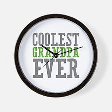 Coolest Granpda Wall Clock
