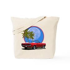 Mustang convertible Tote Bag