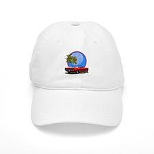 Mustang convertible Baseball Cap