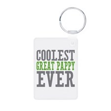 Coolest Great Pappy Keychains