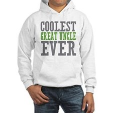 Coolest Great Uncle Hoodie