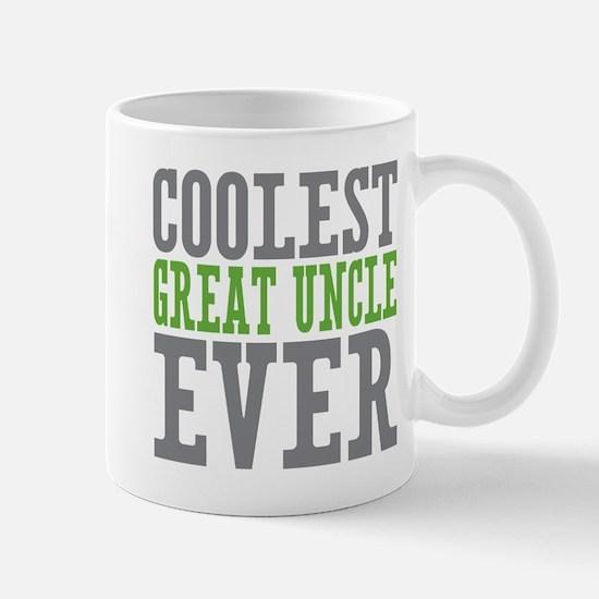 Coolest Great Uncle Mug