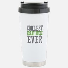 Coolest Great Uncle Travel Mug