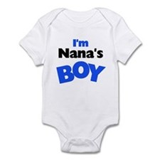 I'm Nana's Boy Infant Creeper