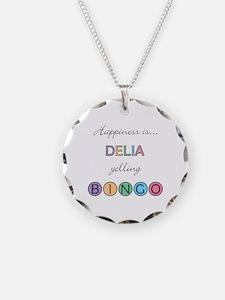 Delia BINGO Necklace