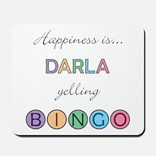 Darla BINGO Mousepad