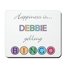 Debbie BINGO Mousepad