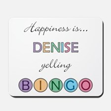 Denise BINGO Mousepad