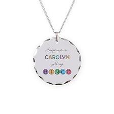 Carolyn BINGO Necklace