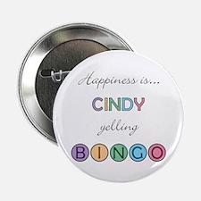 Cindy BINGO Button