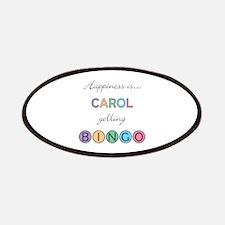 Carol BINGO Patch
