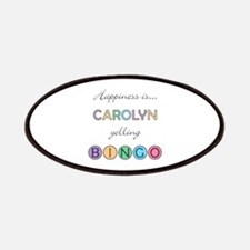 Carolyn BINGO Patch
