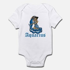 Aquarius Infant Bodysuit