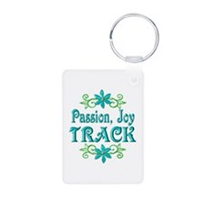 Track Joy Keychains