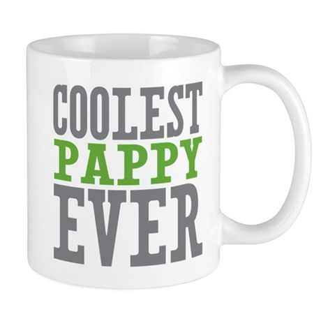 Coolest Pappy Mug