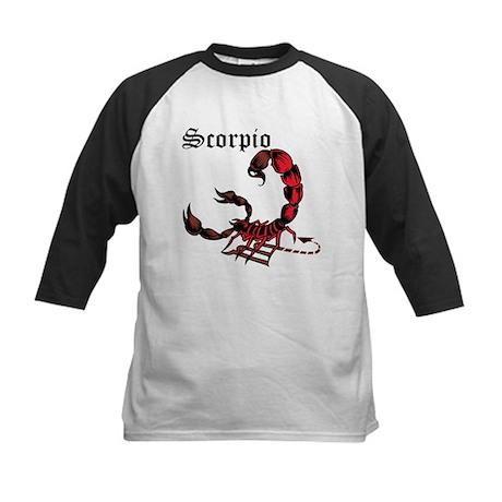 Scorpio Kids Baseball Jersey