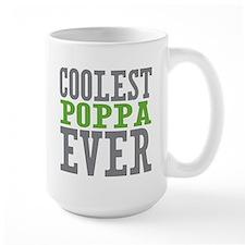 Coolest Poppa Mug